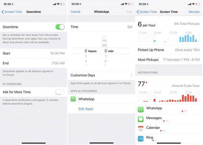 Chức năng kiểm soát con cái 'Parental Controls' đã có mặt trên iOS 12