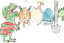 Cô bé lớp 1 dành chiến thắng trong cuộc thi Doodle 4 Google