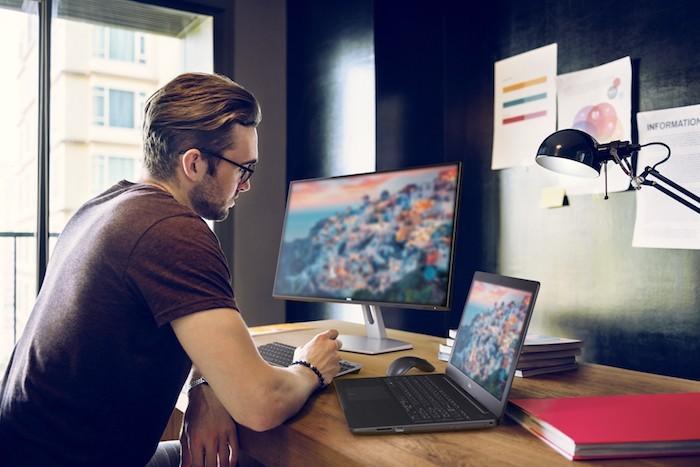 Dell tung màn hình S Series cho người dùng gia đình và văn phòng