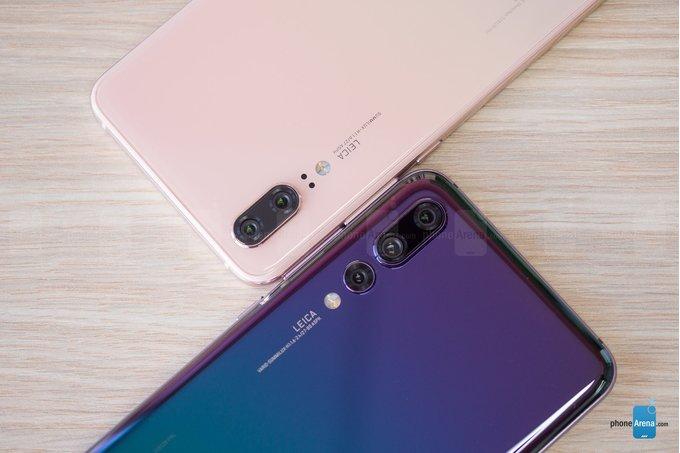 Doanh thu Huawei tăng 81% - 20 triệu thiết bị P20 được bán ra