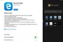Microsoft Edge Beta thêm tính năng chia đôi màn hình iPad
