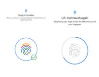 Fingerprint Scanner của Google có diện mạo mới