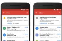 Gmail trên iOS bắt đầu nhận cập nhật AI