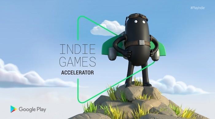 Google ra mắt chương trình Indie Gaming Accelerator