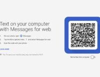 Google phát hành Android Messages nền web rộng rãi