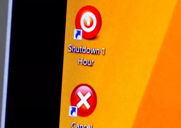 Hẹn giờ tắt máy trên Windows với lệnh đơn giản