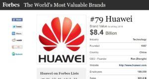 Lý giải thành công của Huawei trên thị trường thế giới