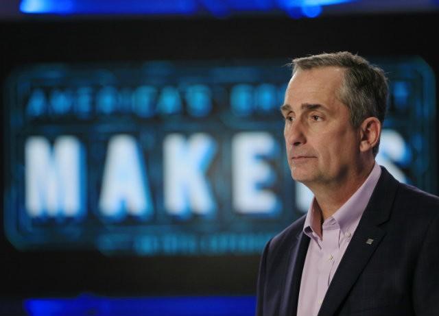 Giám đốc điều hành Intel từ chức vì quan hệ quá thân mật với nhân viên