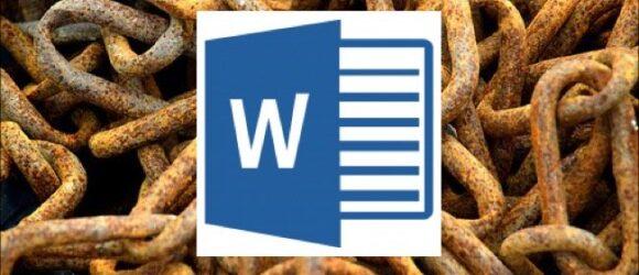 Làm thế nào để thêm, xóa và quản lý liên kết trong Microsoft Word