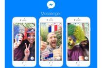 Messenger cập nhật chủ đề World Cup 2018