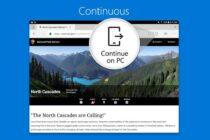 Microsoft Edge hỗ trợ đọc ebook cho phiên bản Android