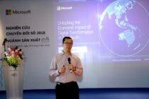 Microsoft: GDP Châu Á Thái Bình Dương sẽ tăng 387 tỷ USD vào năm 2021