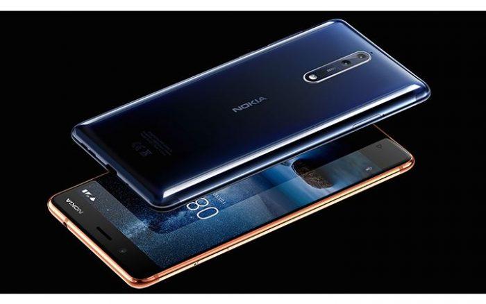 Nokia 8 được cập nhật chế độ Pro Camera