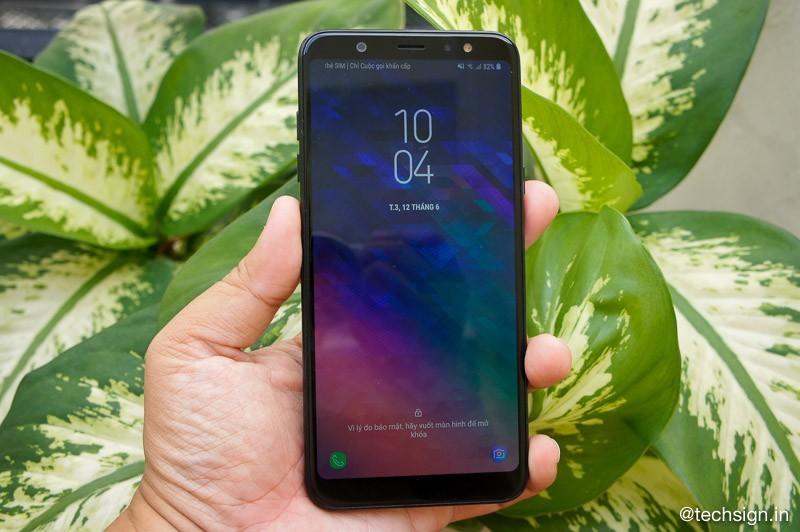 Đánh giá Galaxy A6 Plus 2018: camera kép dưới 9 triệu cho mọi nhu cầu