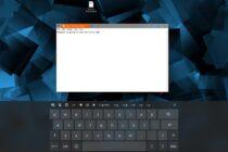 SwiftKey sẽ mặc định trên máy Windows 10 cảm ứng