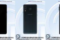Phát hiện smartphone giống bản rút gọn của Samsung Galaxy S9 Plus