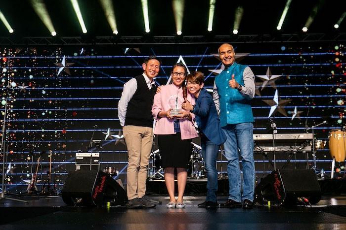 Thế Giới Di Động là công ty Việt duy nhất đoạt giải thưởng của HP