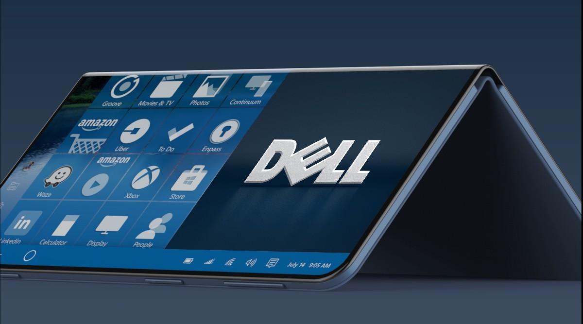 Tin đồn Dell đang phát triển Surface Phone