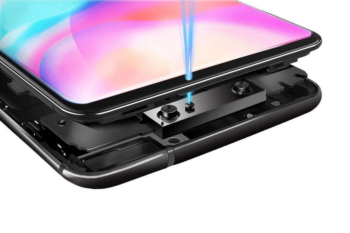 Vivo ra mắt công nghệ cảm biến 3D TOF
