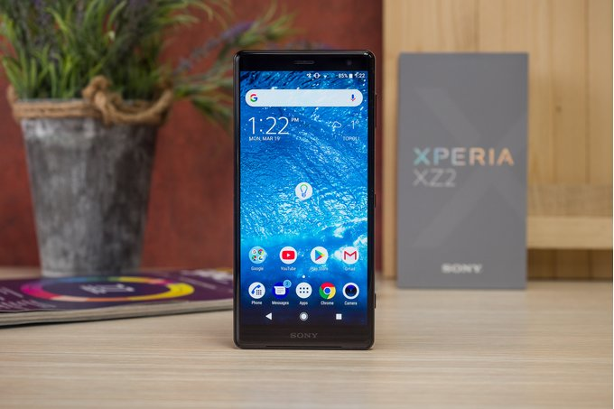 Sony Xperia XZ3 sẽ xuất hiện tại IFA 2018