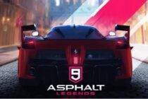 Asphalt 9: Legends mở đăng ký sớm nhận phần thưởng