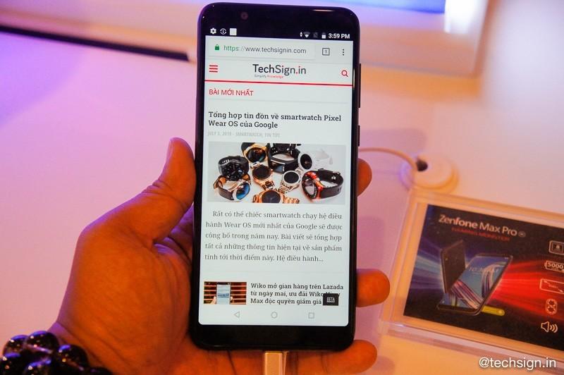 ASUS ra mắt ZenFone 5z và ZenFone Max Pro với giá rất tốt