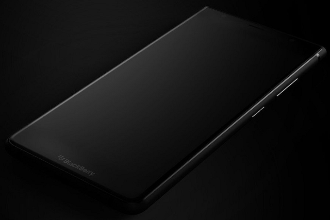 Smartphone BlackBerry Ghost có thể mang pin 4.000mAh