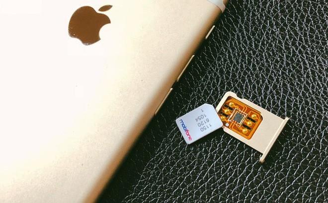 Cẩn trọng với iPhone khoá mạng 'hô biến' thành máy quốc tế