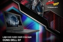 Dell kết hợp cùng Marvel Studios ra mắt G Series
