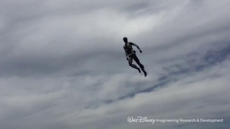 Lần tới coi phim Disney, bạn sẽ khó phát hiện đâu là robot animatronic chuyên đóng thế