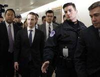 Facebook chi 10 triệu đô tiền an ninh cho Mark Zuckerberg