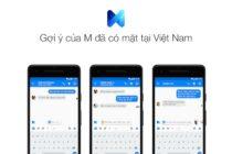 Facebook Messenger chính thức tung tính năng Gợi ý M tại Việt Nam