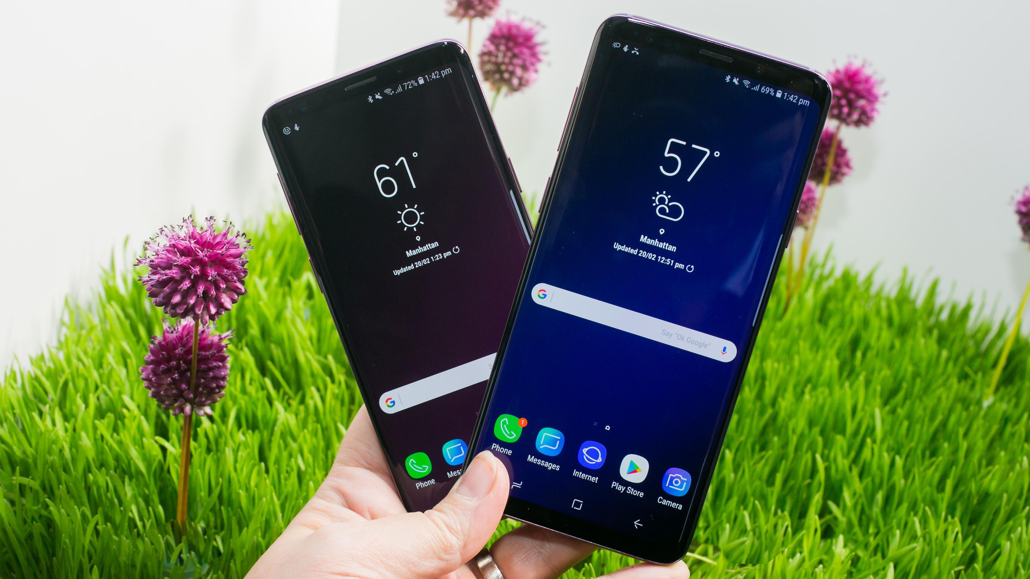 Galaxy S10 sẽ có máy quét vân tay dưới màn hình