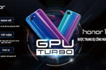 Honor cập nhật thêm công nghệ GPU Turbo cho Honor 10