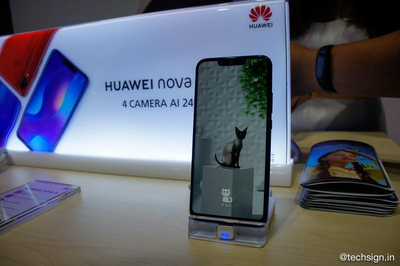 Huawei ra mắt Nova 3i và Nova 3, giá từ 7 triệu đồng