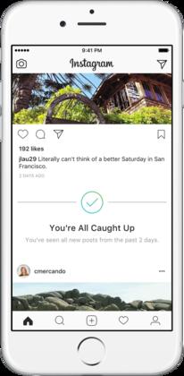 Instagram tung tính năng mới hỗ trợ người dùng xem tất cả bài viết trên feed