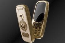 Nokia 3310 phiên bản Nga - Mỹ giá 2.600 USD