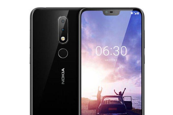 Nokia X6 quốc tế bán từ 19/7 dưới tên Nokia 6.1 Plus