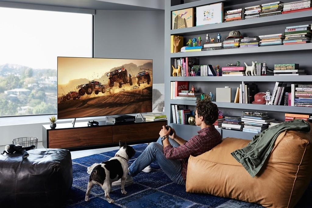 Ra mắt TV Samsung QLED Q6F, 3 kích thước màn hình, giá từ 30 triệu đồng
