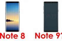 Rò rỉ hình ảnh Samsung Galaxy Note 9, liệu Samsung đã hết ý tưởng?