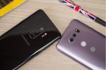 Samsung, LG 'đẻ' nhiều smartphone để tăng doanh số