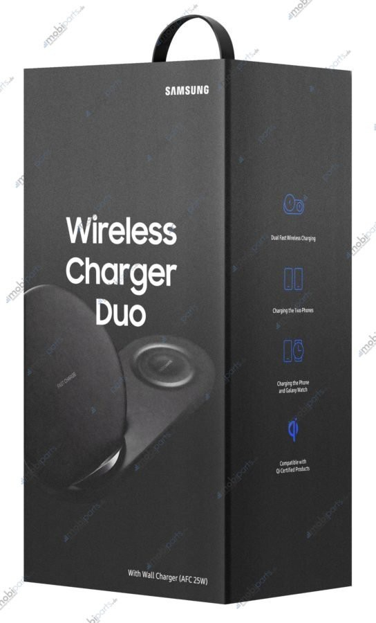 Samsung ra mắt bộ sạc Wireless Charger Duo