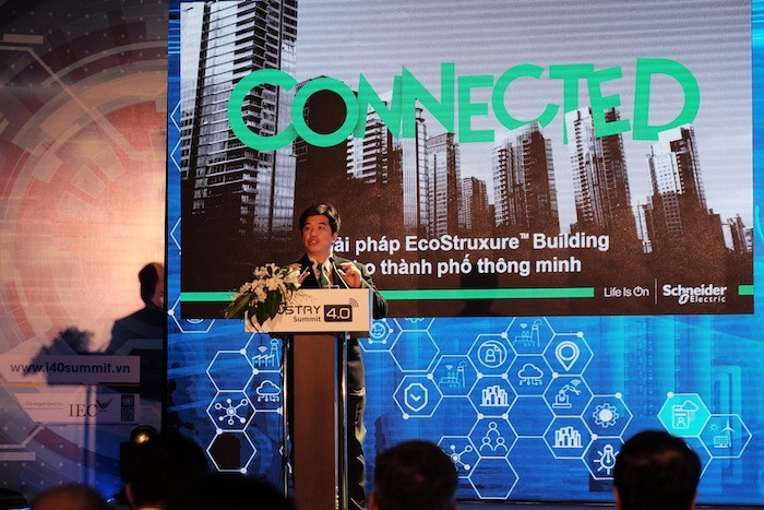 Schneider Electric giới thiệu giải pháp EcoStruxure Building cho thành phố thông minh