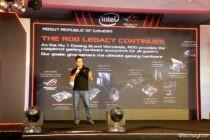ASUS ROG ra mắt bộ đôi laptop gaming viền mỏng Strix SCAR II và Hero II