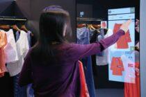 Trí thông minh nhân tạo giúp bạn rút ngắn thời gian mua sắm tại cửa hàng Guess
