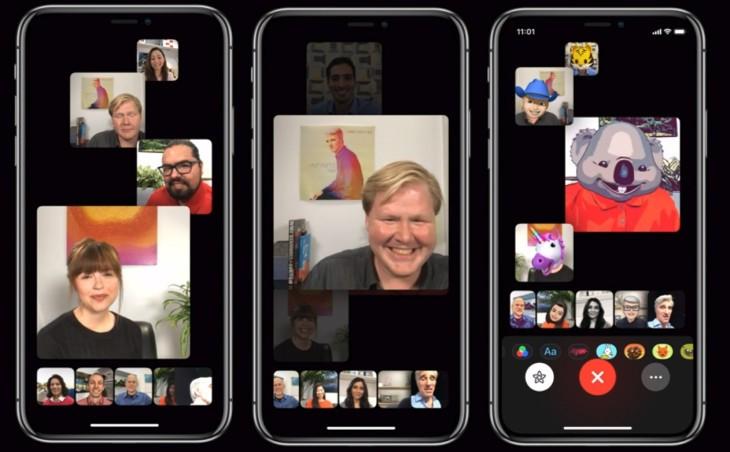 Apple trì hoãn ra mắt tính năng Group FaceTime cho 32 người cùng lúc