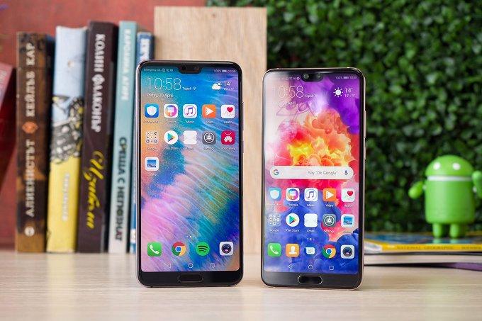 Doanh số điện thoại Trung Quốc tăng mạnh trong quý II/2018
