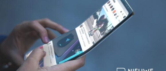 Tiết lộ phiên bản smartphone Galaxy F màn hình gập đầu tiên