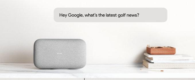 Trợ lý ảo Google nâng cấp khả năng đọc cho loa thông minh