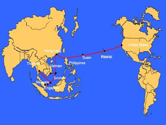 AAG gặp sự cố lần thứ tư trong năm nay, Internet Việt Nam đi quốc tế lại bị ảnh hưởng